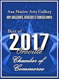 2017 Oroville Chamber of Commerce Award of Excellence