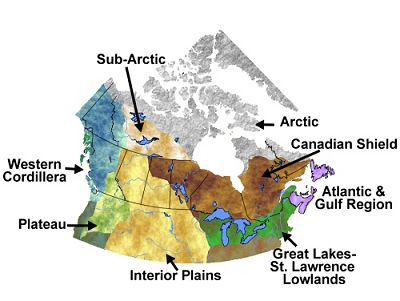 canadian shield first nations