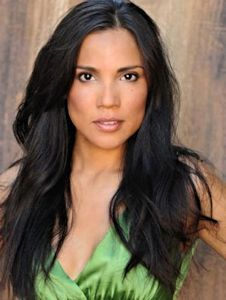 Native Actress Tonantzin Carmelo
