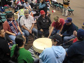 Whitefish Bay northern drum group