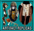 Shop for native american themed crafts and artifact replicas
