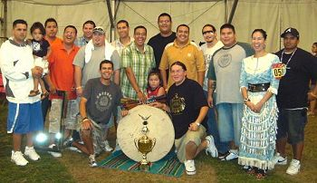 Bear Creek, northern drum group