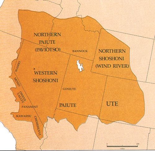 Great Basin Indians - AAA Native Arts