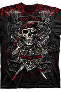 Dead Men Fantasy T-Shirt