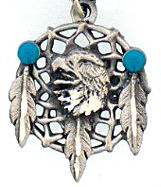 Eagle Dreamcatcher Earrings