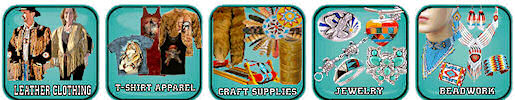 Shop for native american themed clothing, jewelry and gifts