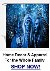 Three Chiefs Shower Curtain