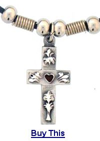 Shop for cross necklaces