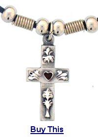Shop for cross necklaces