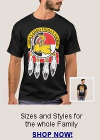 Shop for Adai Caddo Indian Nation apparel