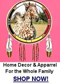 Appaloosa Horse Shield T-Shirt