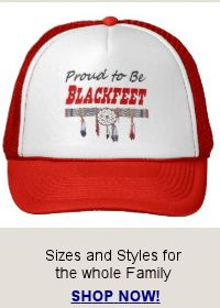 Shop for Blackfeet apparel for the whole family!