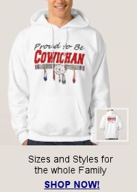 Shop for Cowichan sweatshirts for the whole family!