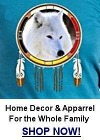 White Wolf Shield T-shirt