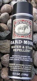 Gard-More Water & Stain Repellent