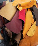 Leather & Fur Scrap Bags