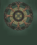 Celtic Tree Tshirt