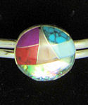 multi colored stone bracelet #154