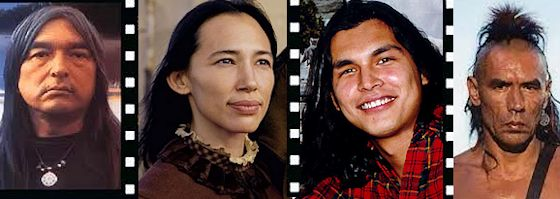 native American actors