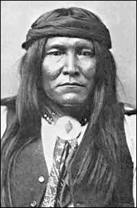 Photo of Apache leader Cochise