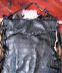 back of skunk belt bag