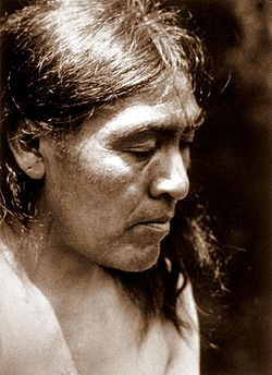 Ishi,last Yahi indian