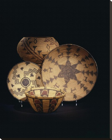 American Indian Baskets I