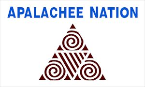 Apalachee Nation flag for sale