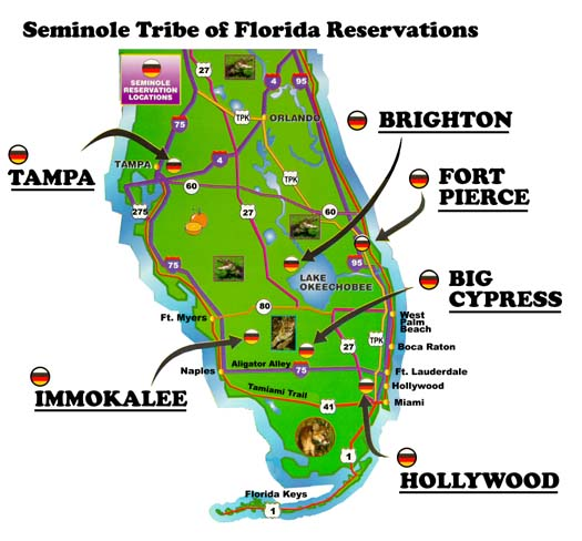 Seminole Tribe Of Florida Overview