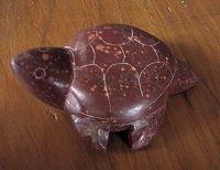 turtle pipestone fetish