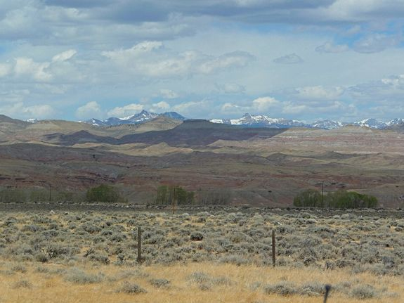 Wind River Reservation, Wyoming