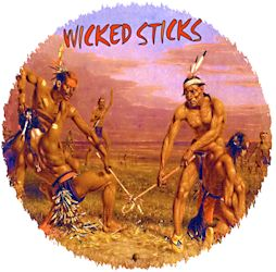 Buy apparel and gifts with this wicked sticks lacrosse design