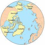 Eskimo culture map