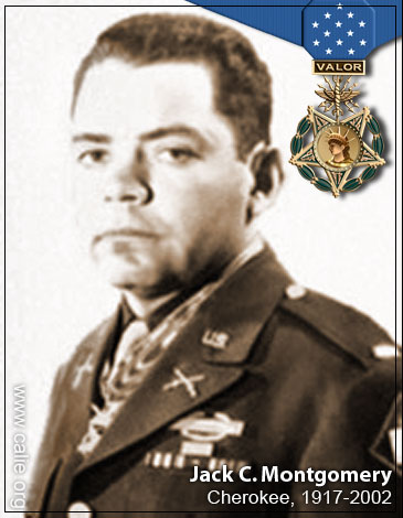 Jack C. Montgomery, Medal of Honor Recipient