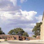 San Juan Pueblo in New Mexico