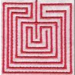 Hopi Maze Symbol