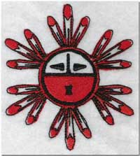 Common Hopi Symbols Hopi Sun Symbol