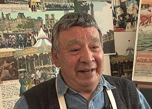 Arthur Amiotte, artist and scholar