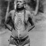 Stabbed-by-Nustah, Blackfoot Chief