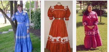 Cherokee Tear Dress