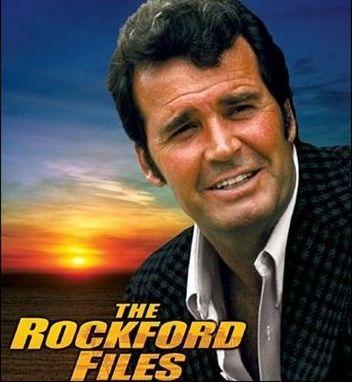 James Garner in Rockford Files