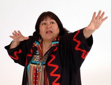 Geri Keams, native american storyteller