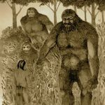 Native american giants