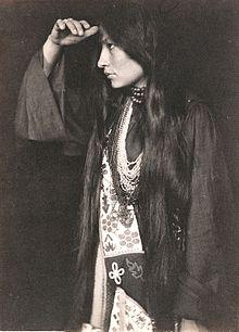 Zitkala-Sa, Dakota writer and political activist