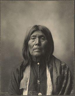 Nasuteas (Kichai Woman), Wichita