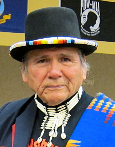 Dennis Banks, native american activist