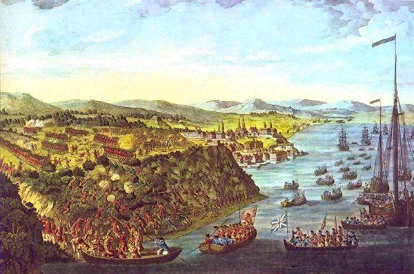 Battle of Quebeck 1759