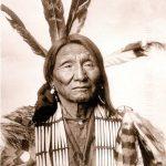 Chief Crazy Bear, Assiniboine