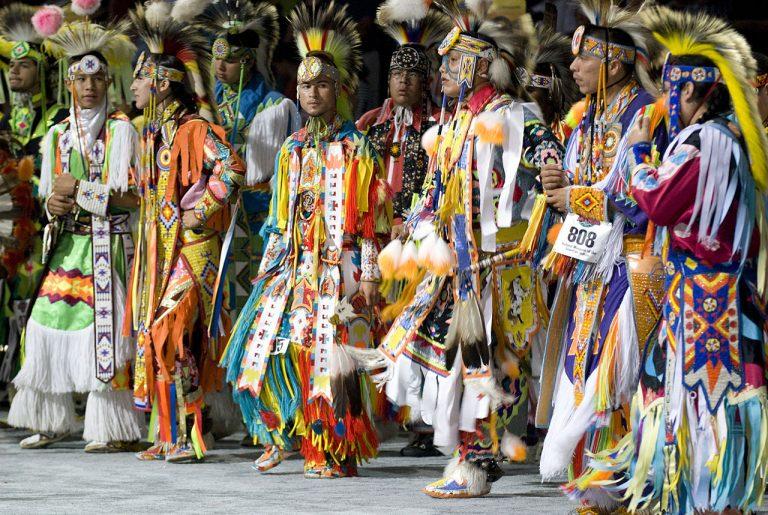 National Pow Wow Grass Dancers