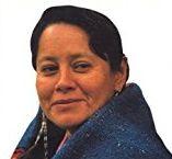 AIM activist Mary Crow Dog